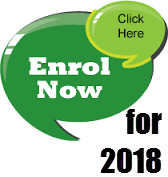 2018 enrolments